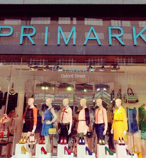 Primark s'installe rue Neuve