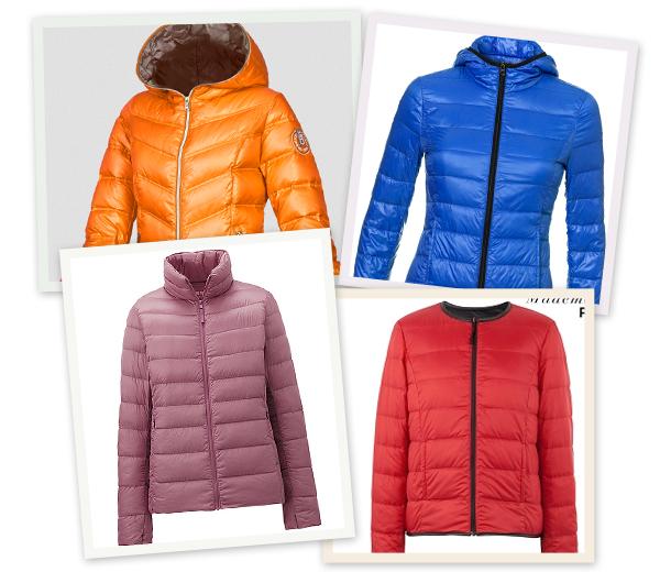 6 vestes matelassées pour lutter contre le froid