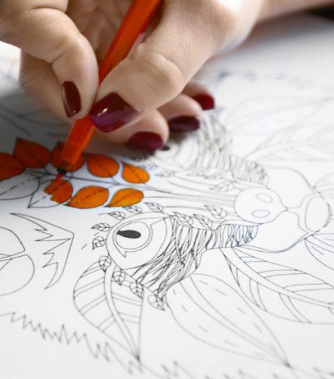 Le Zentangle ou l'art de dessiner pour déstresser