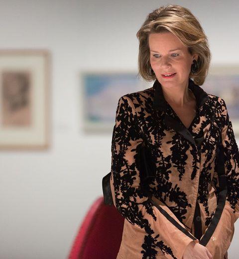 2013 : la Reine Mathilde en 13 looks