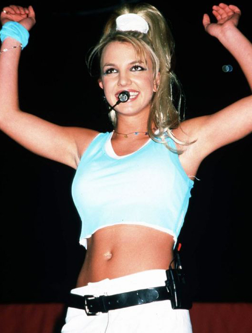 année 90 -Britney Spears