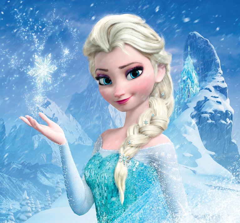 Recréer le look d'elsa la reine des neiges c'est possible