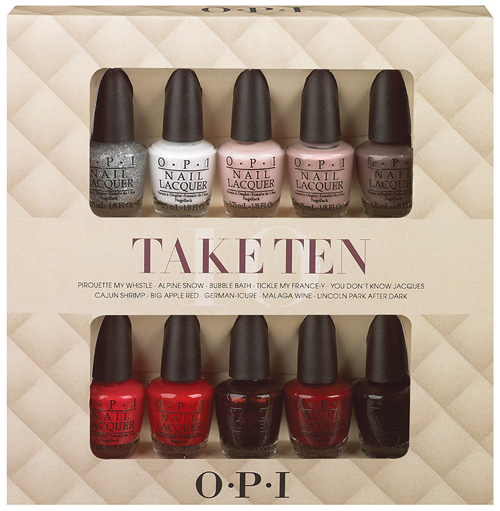 Take Ten by OPI