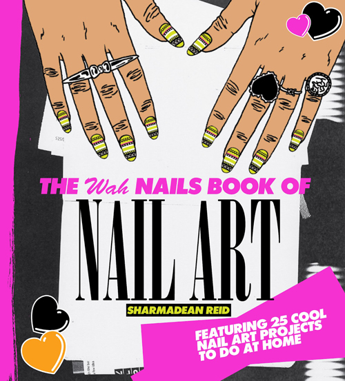 WAH Nails Book of Nail Art