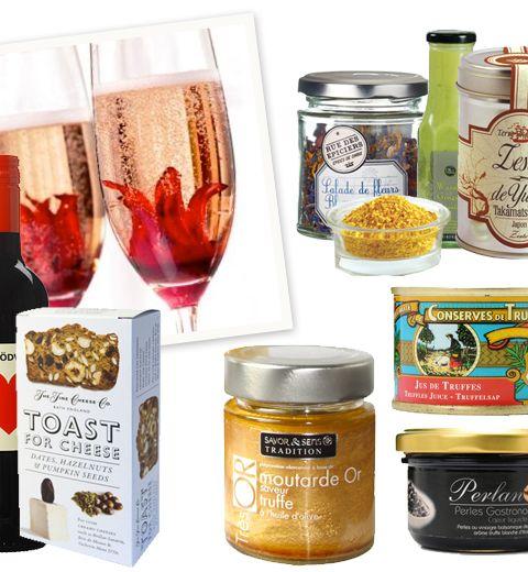 15 aliments pour un repas de fêtes original