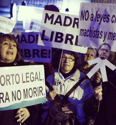 L'Espagne fait marche arrière avec l'avortement