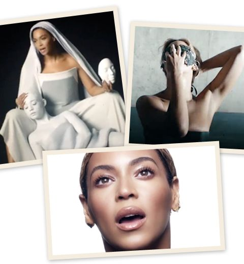 Avant-première : Beyonce par un réalisateur belge