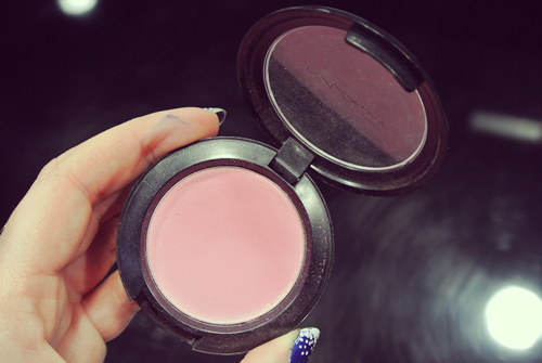 "Blush ""Pink swoon"" de MAC 21,50 €"