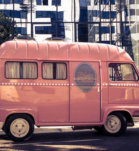 Le Boudoir des Cocottes, le premier beauty truck