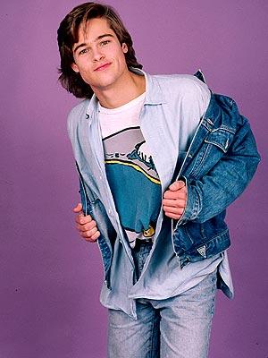 année 90 - Brad Pitt
