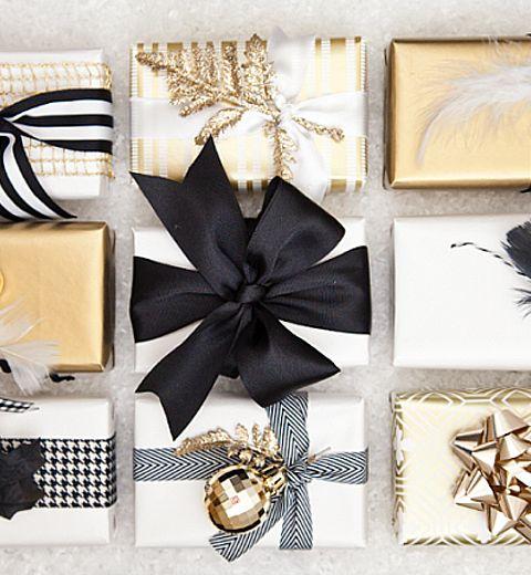 20 beaux emballages cadeaux pour Noël