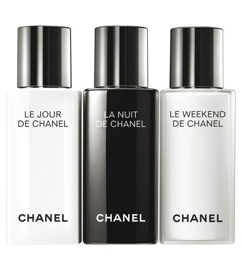 Le nouveau rituel de soins Chanel