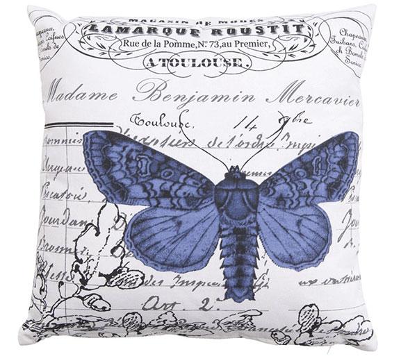 coussin-papillon
