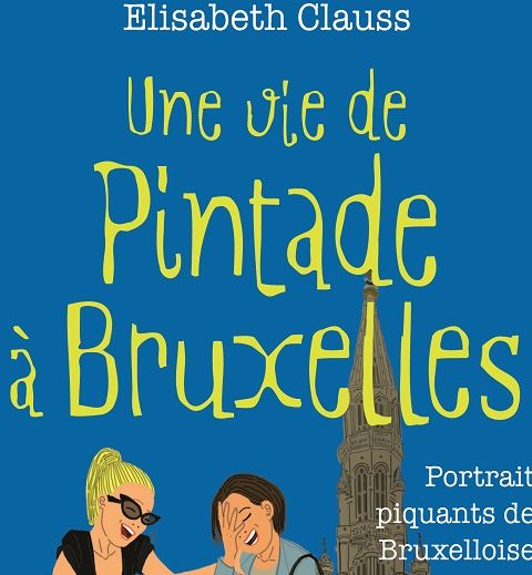 Dédicace d'Une Vie de Pintade à Bruxelles lors du festival Bruxelles se Livre