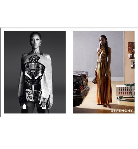 Erykah Badu nouvelle égérie Givenchy