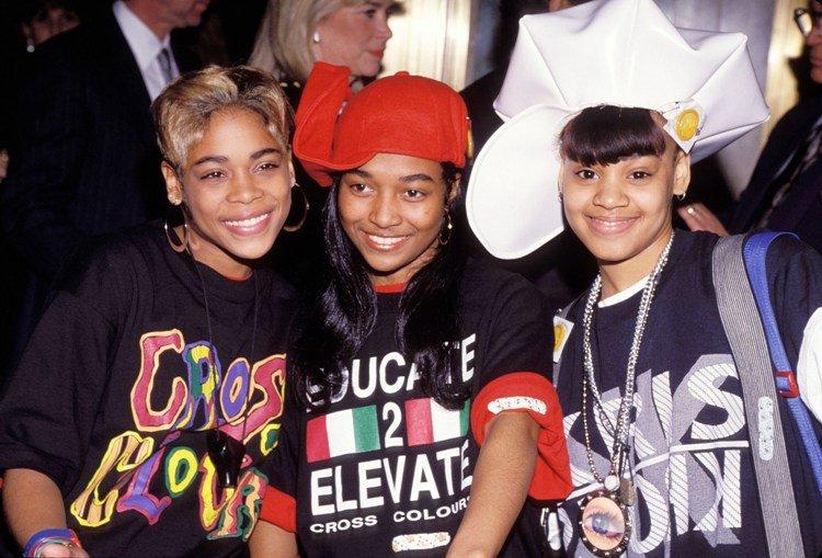 années 90 - TLC