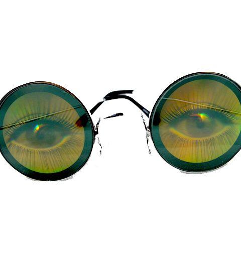 Les lunettes hologramme des 90's