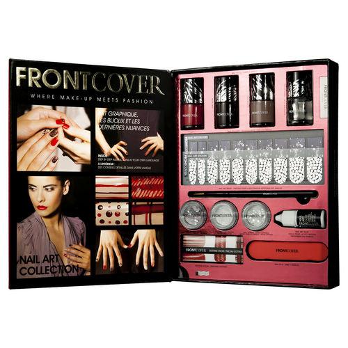 Le coffret nail art sophistiqué by FrontCover