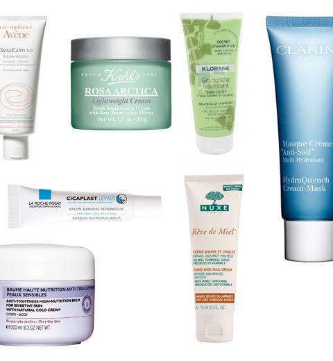 7 produits SOS grand froid