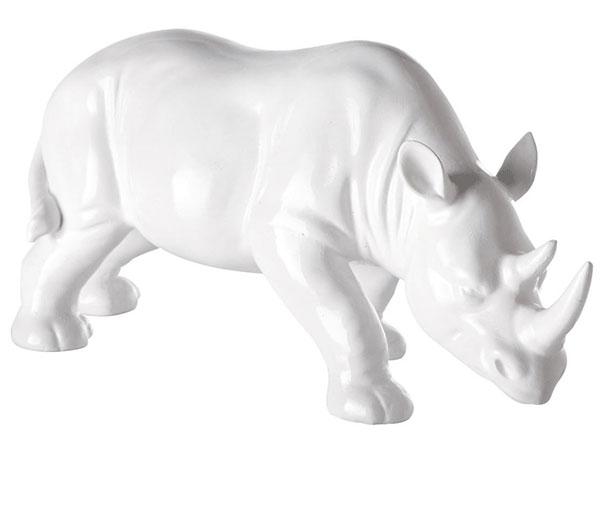 statuette-rhinoceros