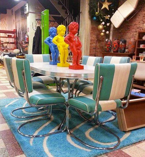 For Me K: la nouvelle boutique de mobilier vintage à Bruxelles