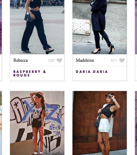 Quels sont les meilleurs blogs mode d'Europe ?