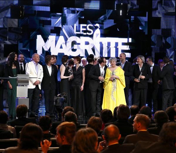 MAGRITTE DU CINEMA 2013-TOTALE
