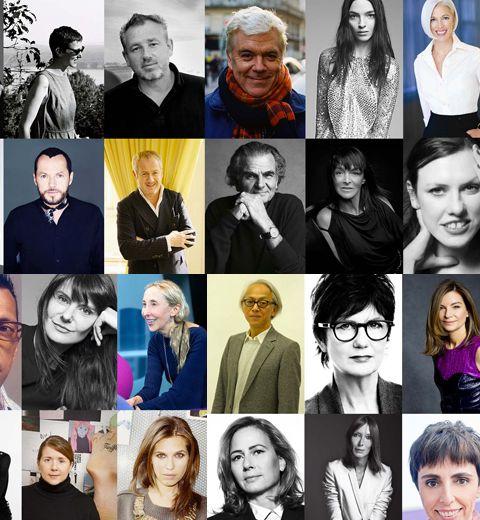 Qui formera le panel d'experts pour le LVMH Young Fashion Designers Prize ?