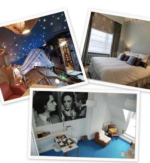 Notre top desplus cool Bed & Breakfast deBelgique