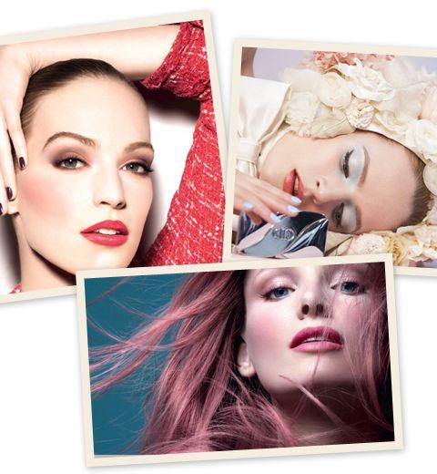 Quelles seront les tendances make-up du printemps ?