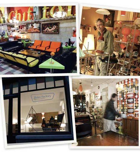 Les 11 meilleures adresses de déco Vintageà Bruxelles