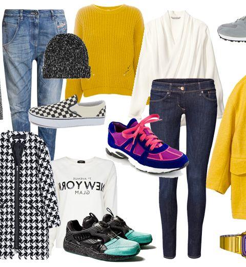 Shopping: comment être stylée en baskets ?