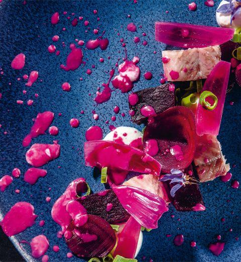 La recette savoureuse de Carl Gillain, Top Chef 2012
