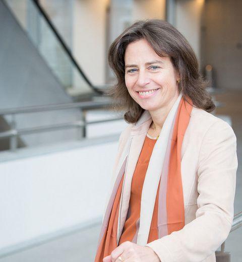 Dominique Leroy, CEO de Belgacom : une femme leader inspirante