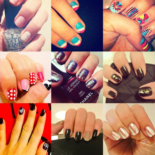 nail art elle belgique