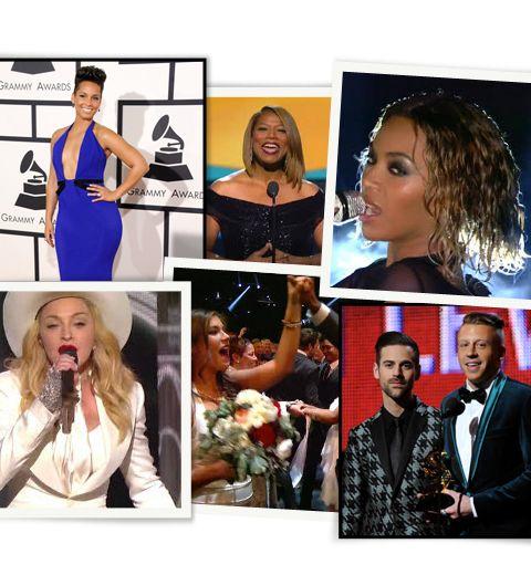 Grammy Awards 2014 : le dossier