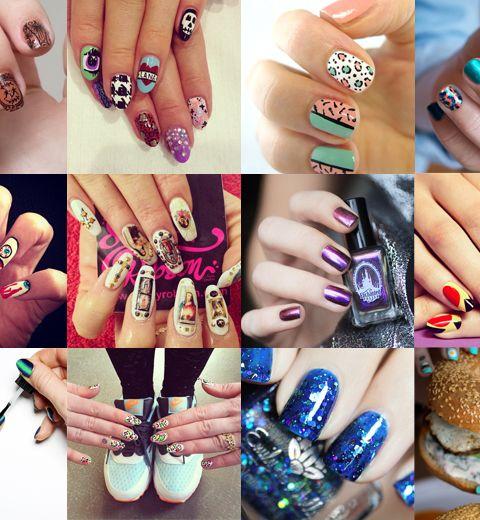 10 comptes instagram pour les fans de nail art
