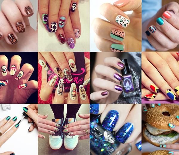 10 comptes instagram dédiés au nail art
