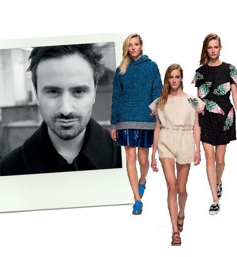 Fashion focus: Julien David