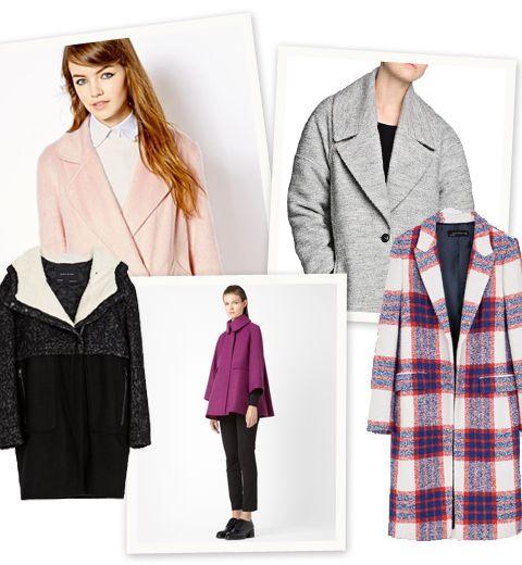 Soldes: 12 manteaux à petits prix