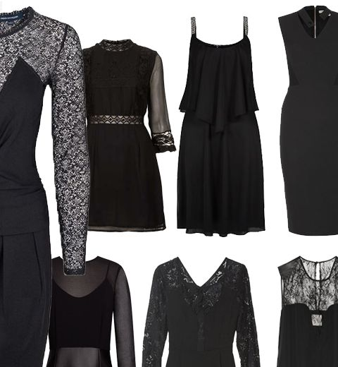 Soldes: 10 robes noires à s'offrir tout de suite