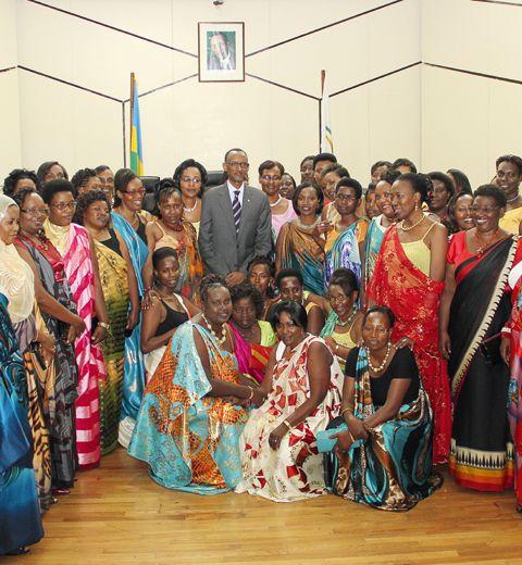 Rwanda: comment les femmes ont-elles investi le parlement ?