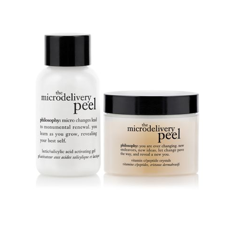 The Microdelivery Peel, Philosophy – 65,00 €