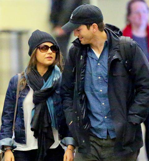 Ashton Kutcher et Mila Kunis bientôt mariés ?