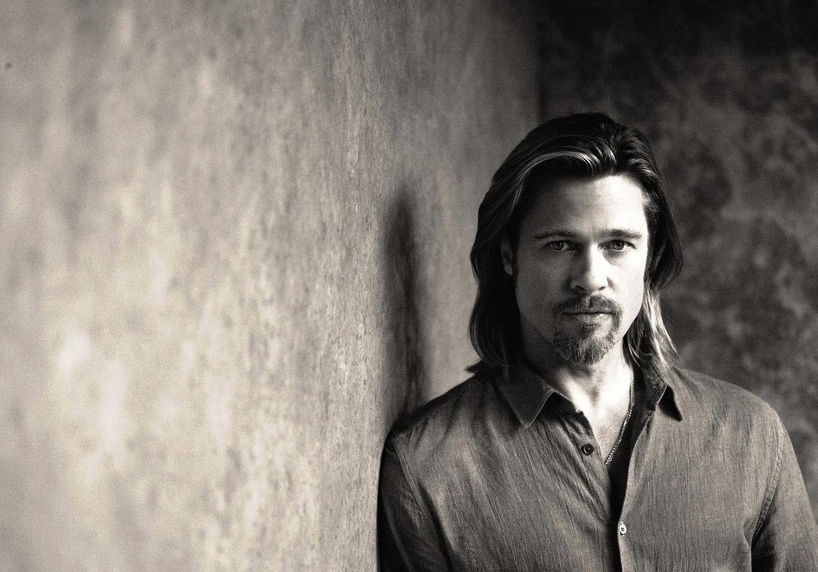Brad Pitt Chanel No 5
