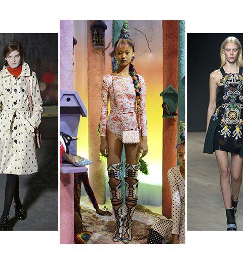 La fashion week de Londres en vidéos ça donne quoi ?
