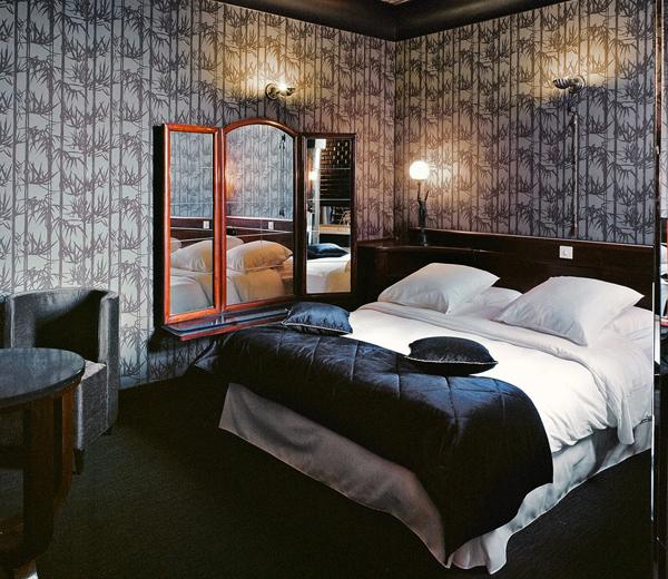 Chambre-Ambre-à-l'hôtel-Le-Berger