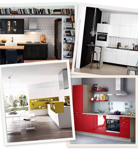 comment am nager sa cuisine page 5 sur 9. Black Bedroom Furniture Sets. Home Design Ideas