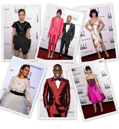 Y avait qui, aux Elle Style Awards 2014?