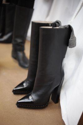 dkny during fall 2014 mercedes-benz fashion week – backstage